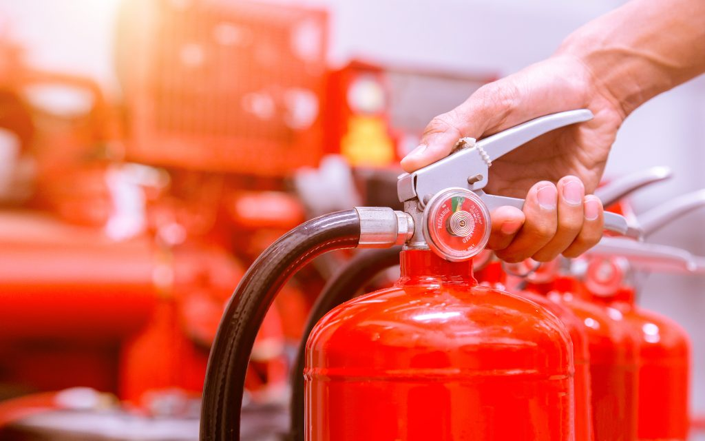 Fire Extinguisher Maintenance and Inspection