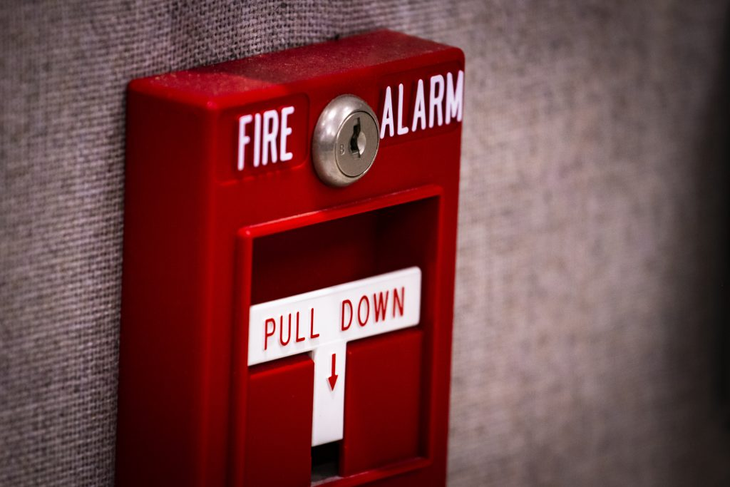 Fire Alarm System for advanced fire protection Edmonton Alberta