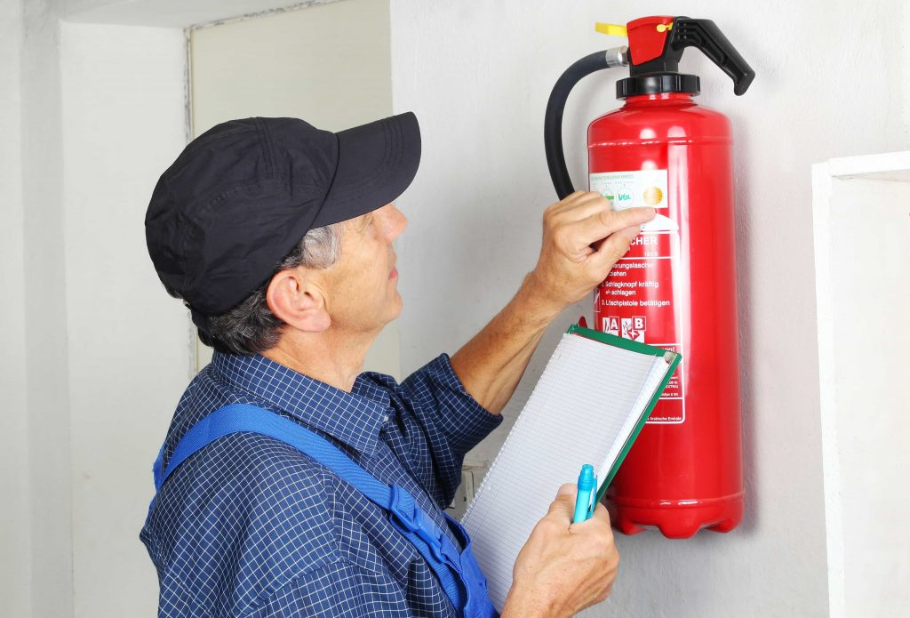 Advanced Fire Protection Services Edmonton Alberta, Inspections and Maintenance